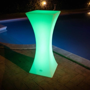 Tavolo Led Exclusive verde